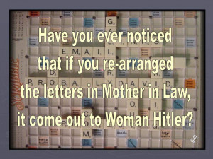 Bad Mother in Law Quotes