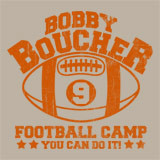 Mud Dogs Boucher Football Jersey From Quot The Waterboy Silver