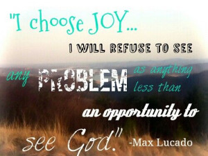 Max Lucado Quotes