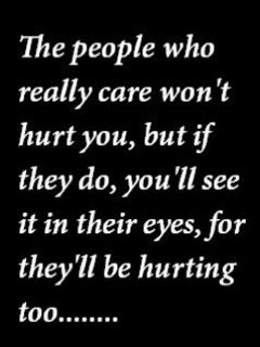 Hurting Wallpaper 240x320 hurting, quote,