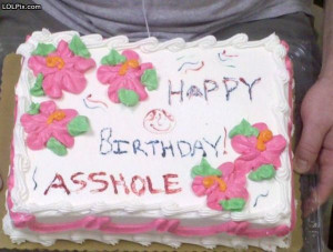 funny sayings about birthday cake