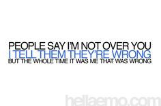 Im Over Him Quotes Im over you quotes - google