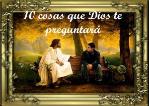 Jesucristo es tu amigo... Buscalo