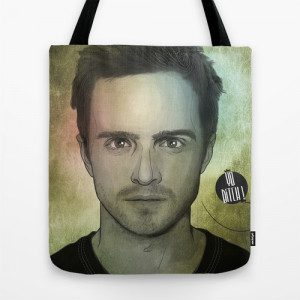 Jesse Pinkman Bitch Tote Bag