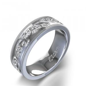 wedding ring engraving for him
