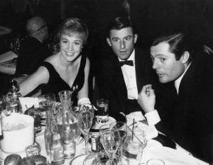 ... roddy mcdowall roddy mcdowall with julie andrews and marcello