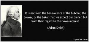 More Adam Smith Quotes