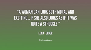 Quotes by Edna Ferber