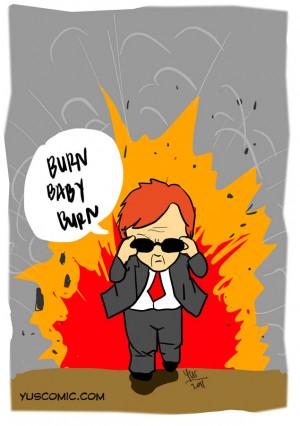 CSI Miami – Horatio is still wearing sunglasses