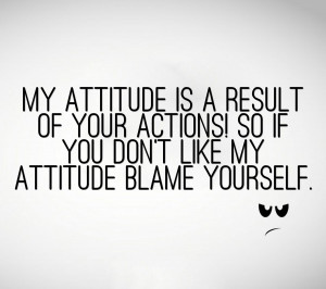 Quotes For Girls Attitude Quotes On Attitude