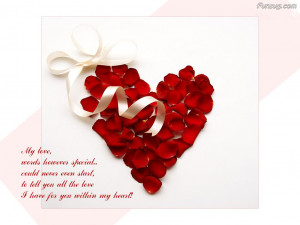 Romantic Love Quotes For Him From The Heart Hd Love Wallpapers Hd ...