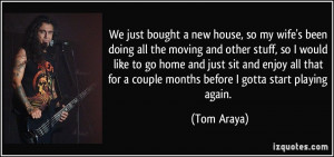 Moving to New House Quotes