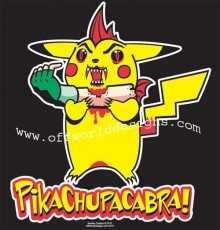 Pikachupacabra I choose you!