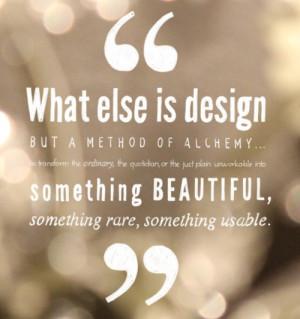 Great Interior Design Quotes