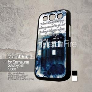 File Name : mf291_doctor_who_tardis_smoke_quote_samsung_galaxy_s3_case ...