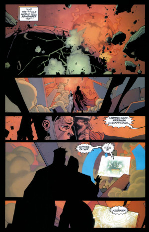Just read Superman Birthright and think it could be adapted as pt 1 of ...