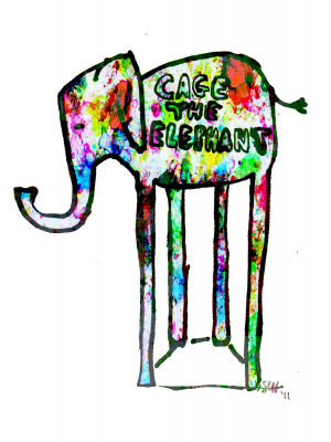 Cage The Elephant Quotes Tumblr The first is for cage the