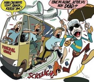 CRAZY JAMAICANS