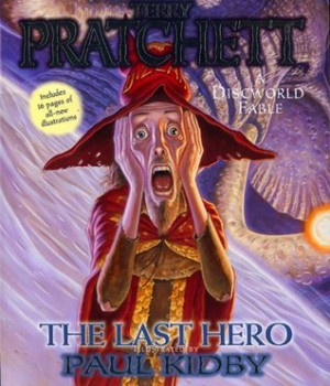 "Start by marking ""The Last Hero (Discworld, #27; Rincewind #7)"" as ..."