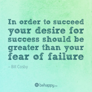 fear of failure