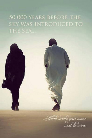 Animated Muslim Couple Quotes. QuotesGram