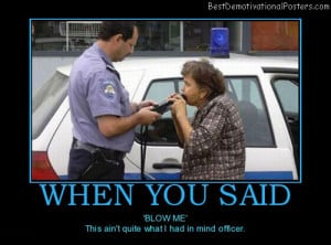 Funny Drunk Driving Quotes