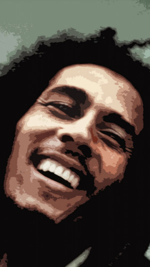 Bob Marley Dreadlocks Picture Face Smile Wallpapers Img
