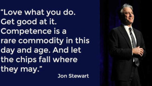 Living vicariously through Jon Stewart quotes – and my own — for ...