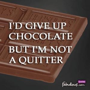 Yummmmm.....chocolate