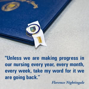 Good Graduation Quotes By Florence Nightingale ~Unless We Are Making ...