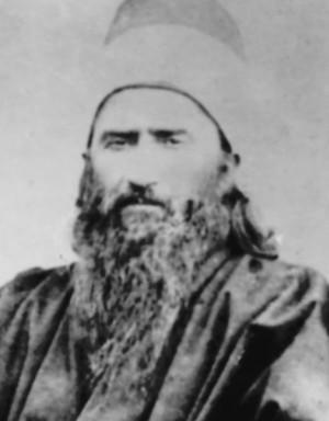 Baha'u'llah 1868