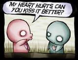 my heart hurts tags kiss heart hearts kisses kissing kissed hurt hurts