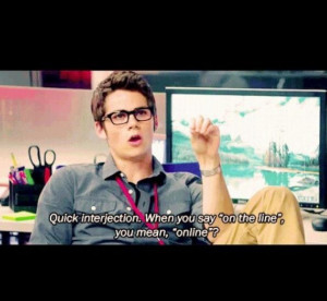 Dylan Obrien The Internship Quotes The internship (dylan o'brien)