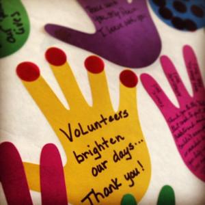 Hospice Volunteer Feel Good...