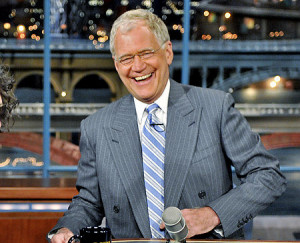 David Letterman Jokes