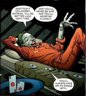 À ce moment, Harley Quinn devra comprendre qu'elle sera toujours le ...