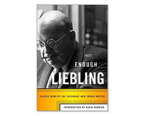 Quotes by A J Liebling