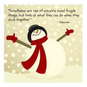 Snowman Quotes Snowmen!