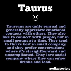 taurus zodiac meaning