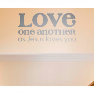 Love One Another Bible Quote