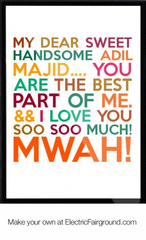 You Are The Best I Love You Quotes