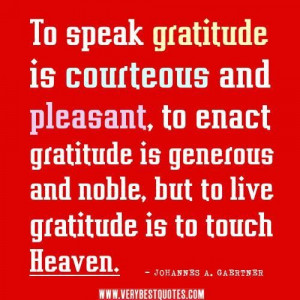 Gratitude quotes finding the good quotes