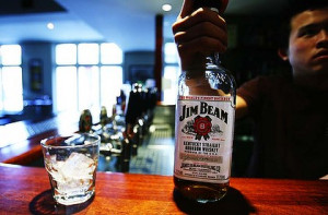 Beam me up: The makers of Jim Beam claim they are close to overtaking ...
