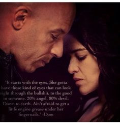 Dom & Letty More