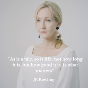 JK Rowling's life advice: ten quotes on the lessons of failure