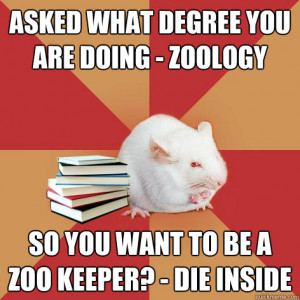 Colleges For Zoology Majors