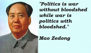 Mao Sayings And Quotes