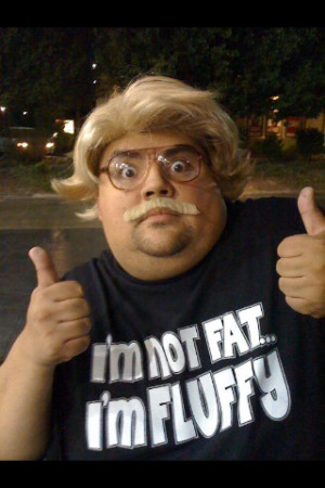 Fluffy Comedian Gabriel Iglesias Quotes