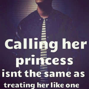 Calling her princess love love quotes quotes quote girl princess ...