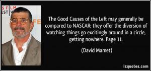 More David Mamet Quotes